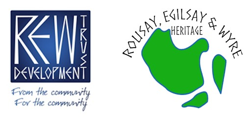 REWDT logo & REW Heritage logo